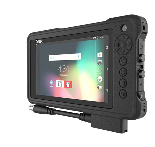 Getac MX50 Wearable Military Tablet Review — Battle Ready!
