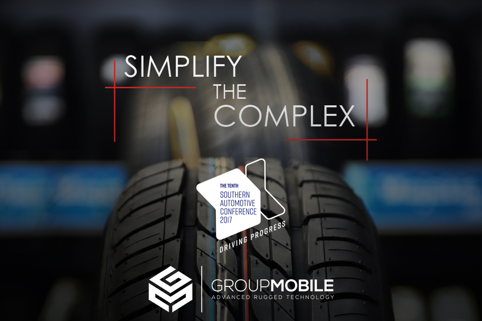 Group Mobile to Attend the Alabama Automotive Conference — Rugged Mobile Technology for the ManufacturingFloor