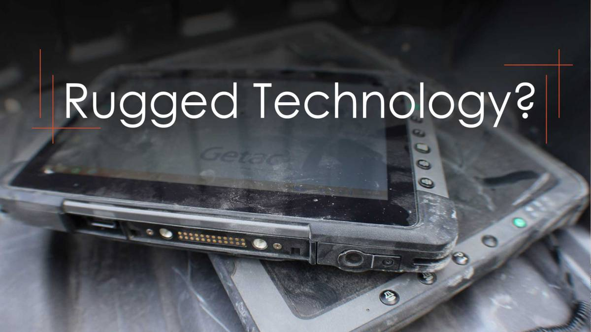 What is Rugged Technology?